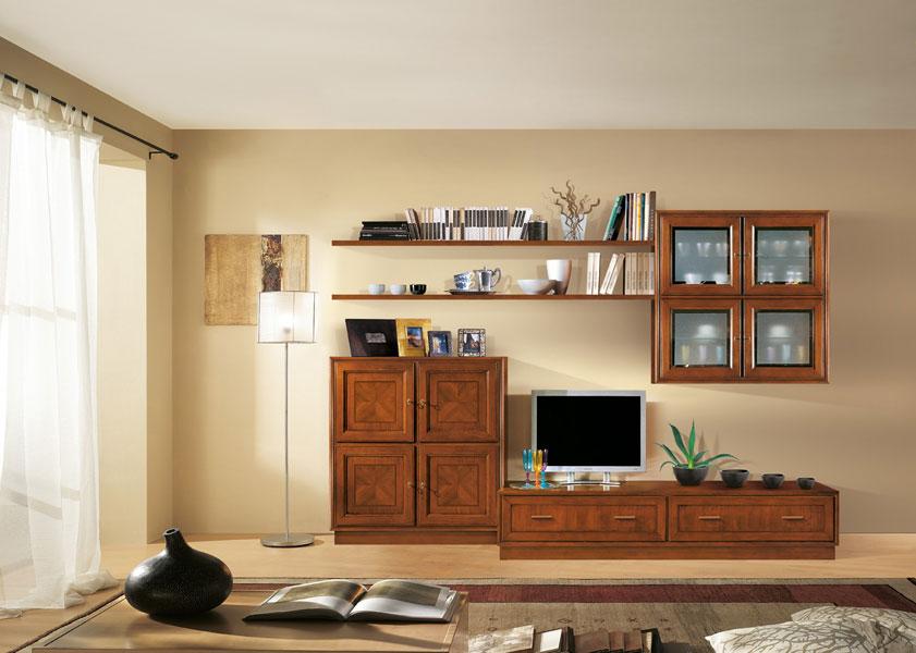 Soggiorni in stile classico - Complementi d arredo soggiorno ...